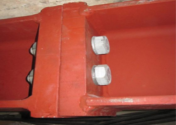 München, Feuerwache 1 – Dauerhafte Standsicherheit von Stahlträgerdecken durch Unterstützung mit Stahlträgerrost