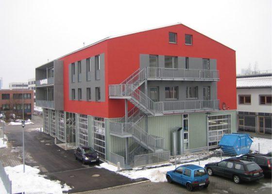 Anderwerk GmbH –Ansicht von Süden