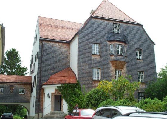 Schloss Kempfenhausen –Ansicht