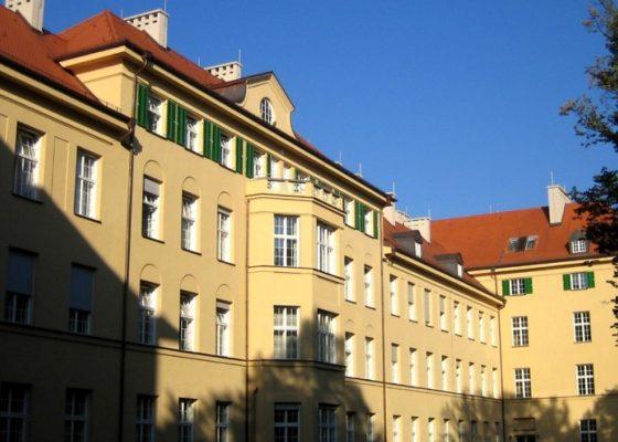 Klinikum Schwabing, München – Südansicht