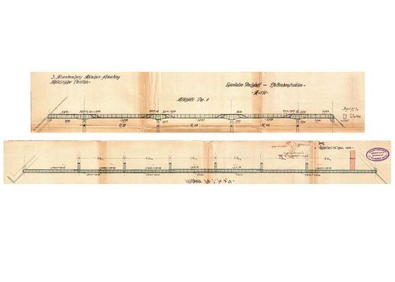 Klinikum Schwabing, München – Historische Pläne