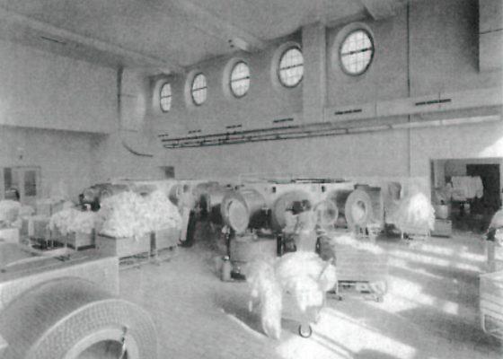 Klinikum Schwabing Haus 27 – Photographie der ursprünglichen Nutzung