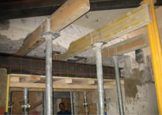 Klinikum Schwabing Haus 27 – Tragwerk