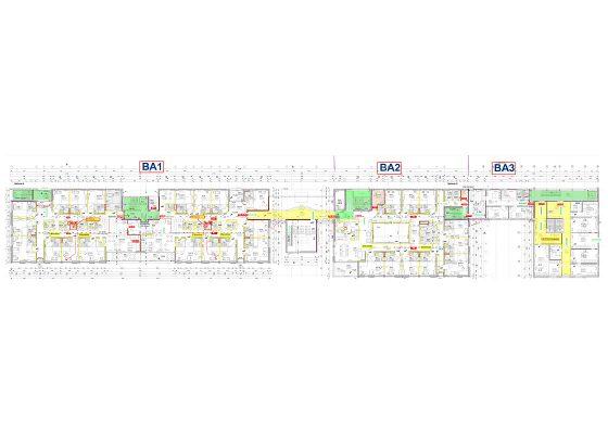 Kompetenzzentrum Landsberger Straße, München – Optimierung von Herstellungs- und Betriebskosten des Gebäudes durch modernes Brandschutzkonzept