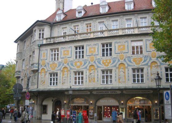 Ruffiniblock, Sendlinger Straße 1, München – Gebäudeansicht