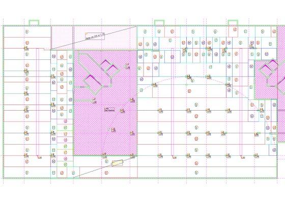 Elsenheimerstrasse Tiefgaragen – Vorgaben abschnittsw. Betonaustausch (tragende Bodenplatte im HHW)