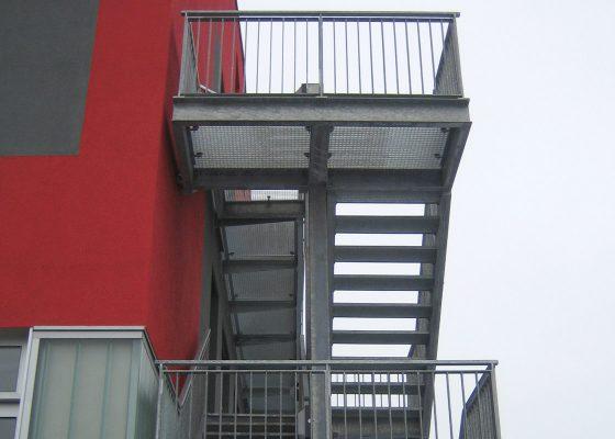 Anderwerk GmbH – Fluchttreppe